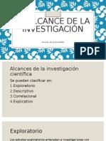 EL ALCANCE DE LA INVESTIGACIÓN.pptx