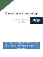 Dasar Dasar Immunologi