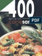 400 Recetas Para Comer Sano - Everest