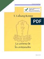 Tuesday Lobsang Rampa - 04 - La Caverna de los Antepasados.pdf