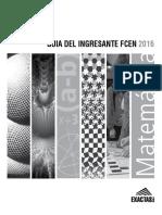 Guia Del Ingresante Matematica 2016 Web