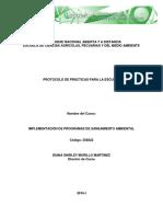 358022 Implementacion de Programas de Saneamiento Ambiental