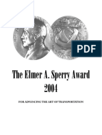 2004 Sperry Award Booklet