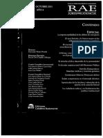 El Caso Fortuito y La Fuerza Mayor en Las Obligaciones Pecuniarias y Genericas Luis Felipe Del Risco