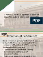 Debate - Federalism
