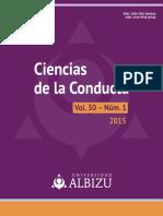 Ciencias de La Conducta 2015.Php