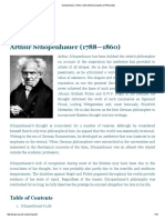 Schopenhauer, Arthur _ Internet Encyclopedia of Philosophy