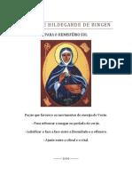 Poção de Hildegarde de Bingen