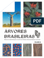 Arvores Brasileiras Vol 02
