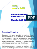 Exp7_Molar Mass of a Solid