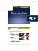 Lecture 18 Climate-Vs-Weather_Climate Change [Compatibility Mode]