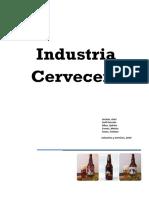Tecnologia de la industria cervecera Informe