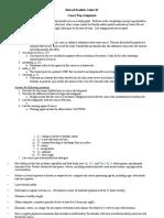 HRea 1 Cancer Prep Assignment