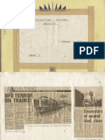 UFO Related Articles in Australian (NSW) Newspapers (1989 to 2005)