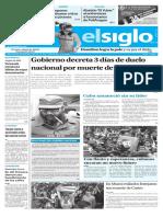 Edicion Impresa El Siglo 27-11-2016