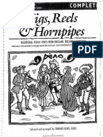 Jigs, Reels & Hornpipes (Piano + optional hard violín acomp)