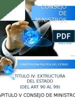 Consejo de Ministr