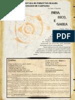 Forgotten Realms D20 - Presa, Bico e Garra - Biblioteca Élfica