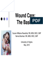 Wound Care-The Basics