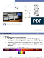 CHEM 430 Lecture 9 - UV Spectroscopy 2014 - Copy