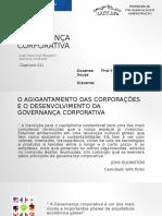 Apresentação governança corporativa