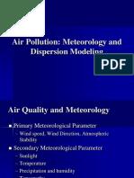 CE-102 Air Pollutants- Dispersion