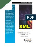 XML. Introducción al Lenguaje.pdf