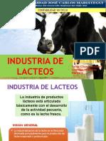Industria de Lacteos