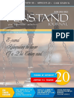 The Penstand Journal Volume 01 Issue 02