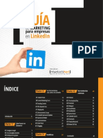 Guia Marketing Empresas Linkedin