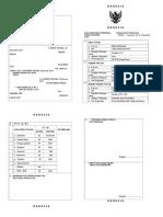 Contoh Format Dp3