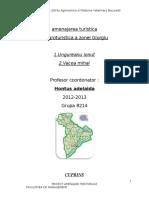 Amenajari teritoriale .doc