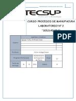 Informe - soldadura 2