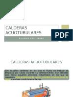 Calderas Acuotubulares