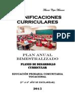 Tapa Primaria 2015