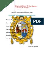 Informe 3 Sensores - Mediciones Electrónicas - Mestas Ramos - FIEE UNMSM