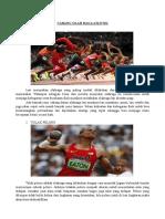 TUGAS KLIPING Cabang Olah Raga 2016 Atletik