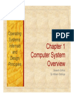 Chapter01 - Computer System Overview