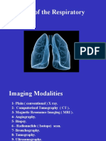 Imaging of the Respiratory System