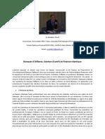 Banque d Affaires Et Finance Islamique