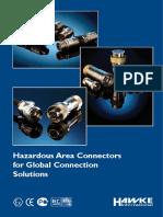 Hazardous Area Connectors for Global Connection Solutions HWK51 August 08