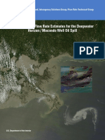 Assessment of Flow Rat Estimates for the DWH_Macondo Well Oil Spill
