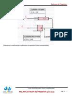 Multiplicateur de Pression - Principe