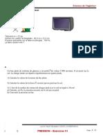 Pression de Contact - Exercices1