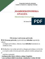 otvorena makroekonomija