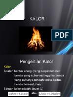 P11  Kalor