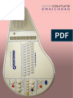Omnichord User Guide (Kontakt EXS)