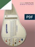 Omnichord User Guide (Kontakt EXS)