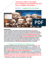 SDA Pioneers Rejected Papal Trinity, But....(2nd edition)