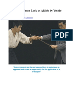 A Common Sense Look at Aikido by Yoshio Kuroiwa